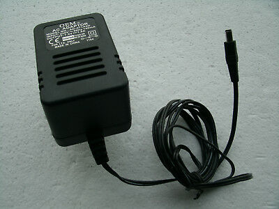 GENUINE INTERTEK AD-071A5D AC POWER SUPPLY ADAPTER 7.5V 1.5A UK PLUG