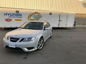 2008 SAAB 9-3 aero XWD 6 speed