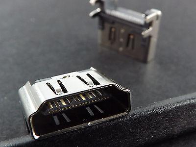 Playstation 4 PS4 Original HDMI Socket Buchse Ersatz Port Anschluss Original