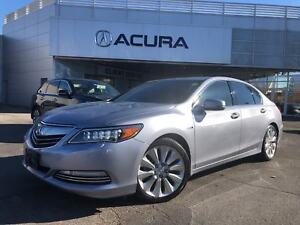 2016 Acura RLX SPORTHYBRID | 377HP | TINT | RARE | OFFLEASE