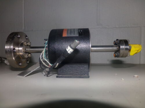 MKS Instruments Baratron Pressure Transducer with Machined Components