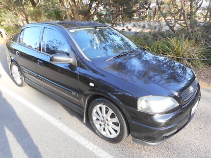 2004 Holden Astra Hatchback TOP OF THE LINE WITH REG AND RWC!! Moorabbin Kingston Area Preview