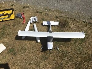 RC planes and controller.