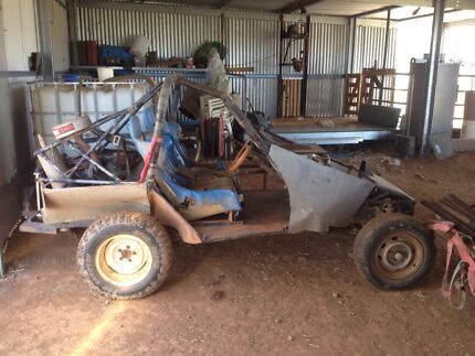 2wd off road buggy Geurie Wellington Area Preview