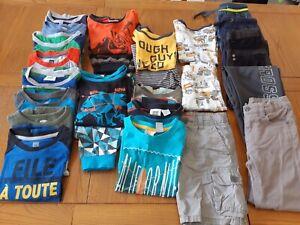 Lot vêtements garçon 4 ans VENDU!