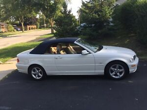 2003 BMW 325ic Convertible