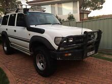 1991 Toyota LandCruiser 80 Series Wagon Muswellbrook Muswellbrook Area Preview