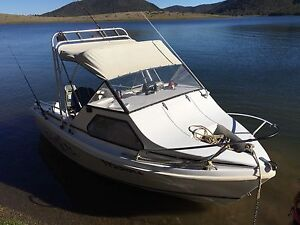 Carabian cabin cruiser would consider swap for x series falcon Highfields Toowoomba Surrounds Preview