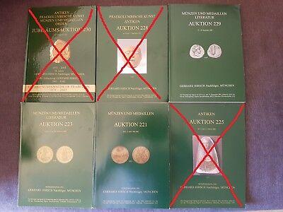 Gerhard Hirsch Nachf. Münzen Sammlung 32 (41) Auktionskataloge Guter Zustand