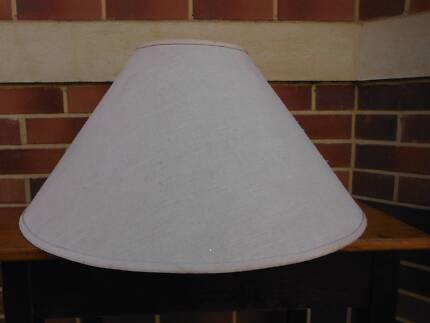 Vintage lamp shade in perth region wa gumtree australia free extra large vintage linen lamp shade keyboard keysfo Gallery