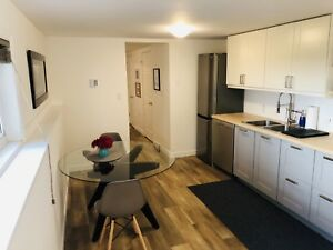 Renovated and Furnished Apartment - Central Location
