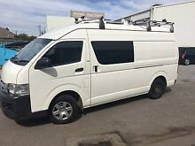 2007 Hiace Commutor turbo diesel / camper van Cannington Canning Area Preview