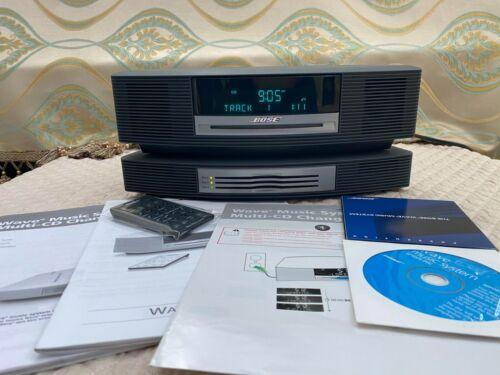 Bose Wave Music System AM/FM & Multi-CD Changer & Remote Control