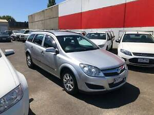 2008 Holden Astra 60TH ANNIVERSARY Automatic Wagon Lilydale Yarra Ranges Preview
