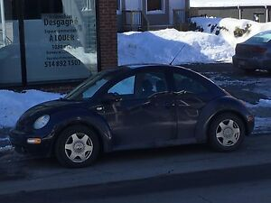 Volks beetle 2001 negociable