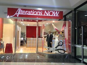 Alterations and Embroidery and Dry Cleaning Shop for sale Pagewood Botany Bay Area Preview