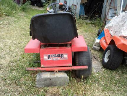 WANTED ROVER RIDE ON MOWER.