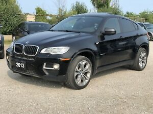 2013 BMW X6 M-SPORT NAV|BACKUP CAM|EASY FINANCING