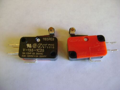 Omron V-155-1C25 MICRO SWITCH MADE IN JAPAN DR53