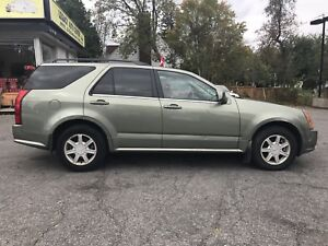 2005 Cadillac SRX SUV all wheel drive automatic leather luxury