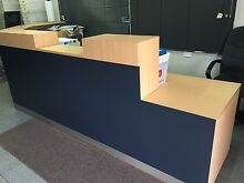 Reception desk Southport Gold Coast City Preview