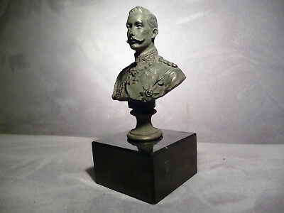 Kaiser Wilhelm II. Büste auf Marmorsockel