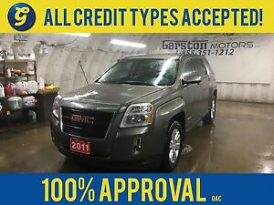 2011 GMC Terrain SLE*KEYLESS ENTRY*BACK UP CAMERA*P*