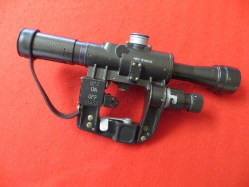 Russian Sniper Scope, original