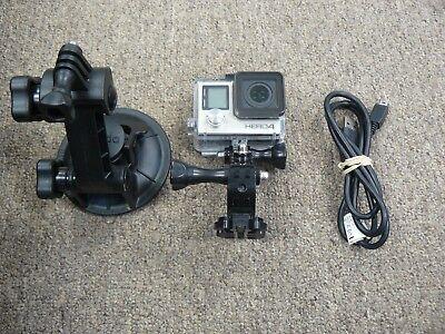 Gopro Hero 4 Digital Camcorder   Silver