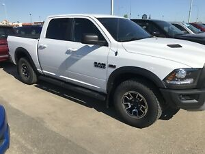 2017 Ram 1500 Rebel 4x4 Air Ride