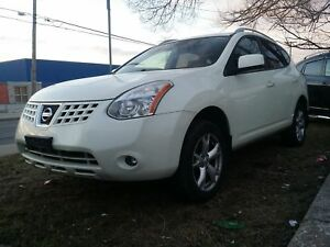 2009 Nissan Rogue SL AWD,Leather,Sunroof,Immaculate Condition!!!