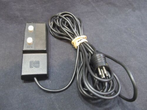 Kodak CAROUSEL Slide Projector 5-Pin REMOTE CONTROL (2 Button - Forward/Reverse)