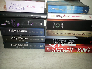 12 books for $10 Appin Wollondilly Area Preview