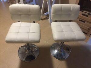 White kitchen stools Byford Serpentine Area Preview