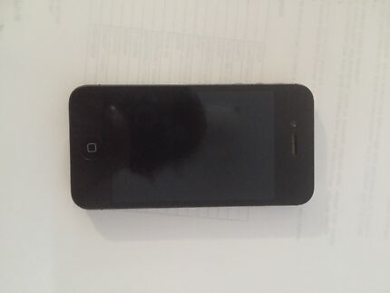 iPhone 4s 16gb black  Freeling Gawler Area Preview
