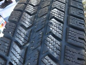 """20""""truck tires like new condition for sale"""