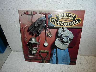 The Wabash Cannonball Lp Vinyl Record Album Trains  National Geographic Society