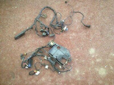 Ducati 916 Kabelbaum komplett mit Sicherungskasten Batteriekasten