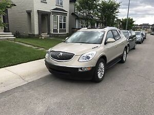 2009 Buick Enclave  for trade  with pickup truck