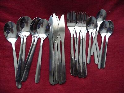 Besteck 24 Teile IKEA  je 6 Messer Gabeln Löffel und Teelöffel nur kurz benutzt