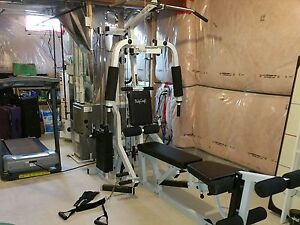 Body Craft Home Gym, 6 in 1