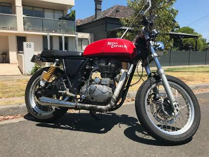 Royal Enfield Continental GT 535 up for sale! Northcote Darebin Area Preview