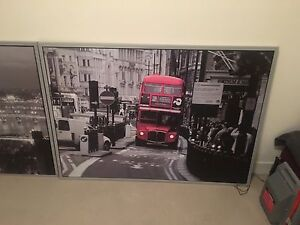 IKEA London bus painting Erskineville Inner Sydney Preview