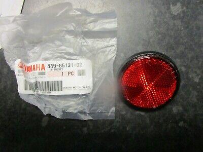 NEW <em>YAMAHA</em> XT500 DT125 RD250 350 XS12 REAR REFLECTOR 449 85131 02