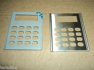 New Bendix King Laa0640 Metal Stainless Keypad Display Protector Dph Dphx Gph Ep