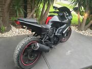 2011 Kawasaki ninja 250cc race parts bike low kms South Morang Whittlesea Area Preview