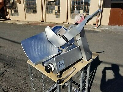 Bizerba Gsp H Commercial Deli Meat Cheese Slicer Excellent Condition