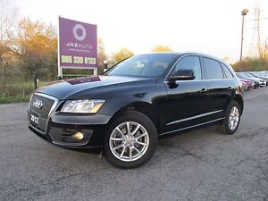 2012 Audi Q5 2.0L Premium Plus LOADED LOW MILEAGE CLEAN CAR PRO
