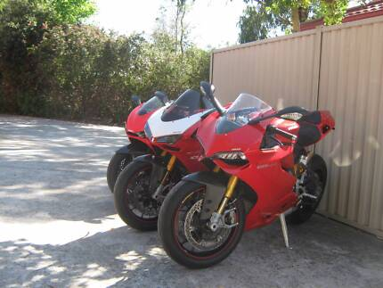 Ducati Panigale 1199 S ABS - As New.