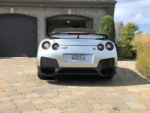 Nissan GT-R ALPHA 7. 2011 Trans. 750HP